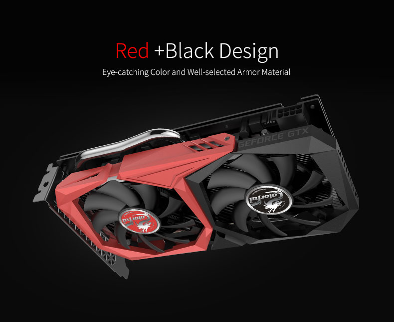 Colorful GeForce GTX 1660 SUPER NB 6G-V 2